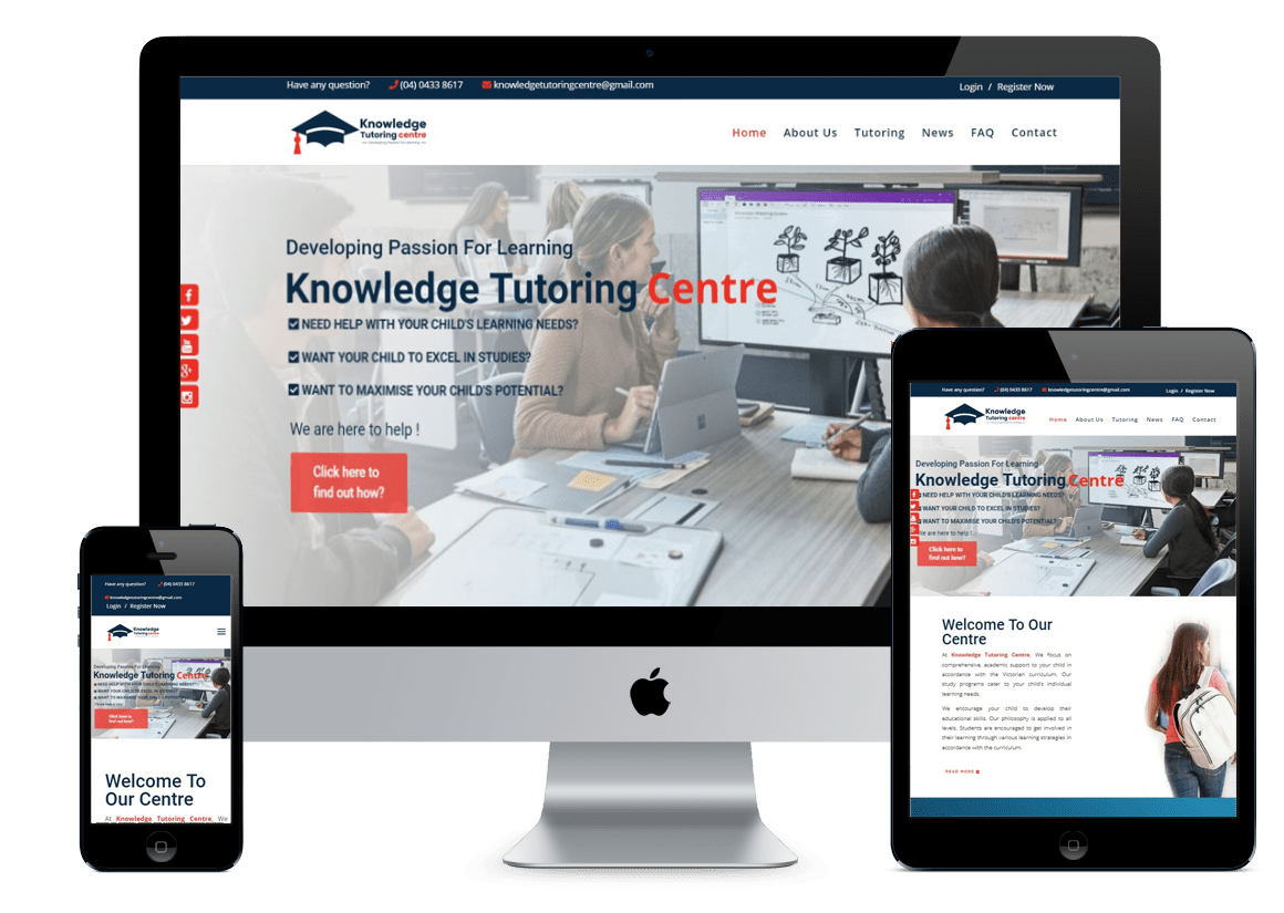 knowledge tutoring centre