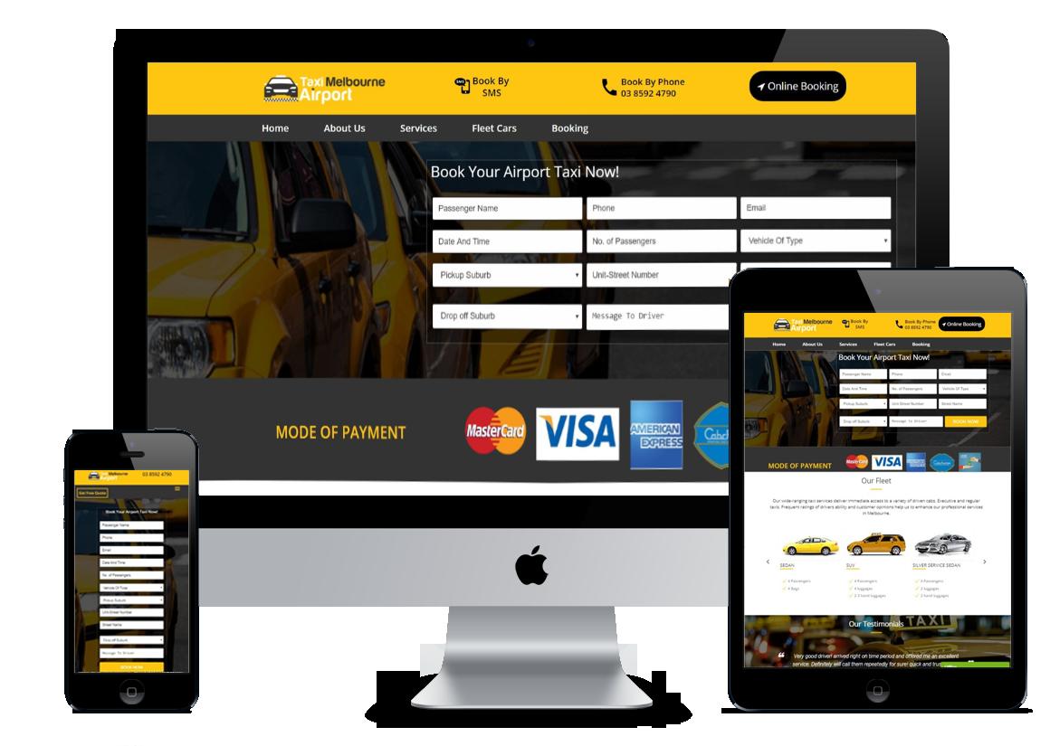 taxi portfolio
